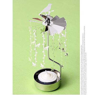 ROTARY CANDLE HOLDER SMALL BIRDS[캔들홀더]