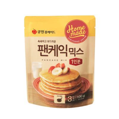 큐원 팬케익믹스 100g (프라이팬용)