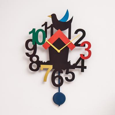 오리엔트 OTNL794 버드하우스 홈데코 추벽시계