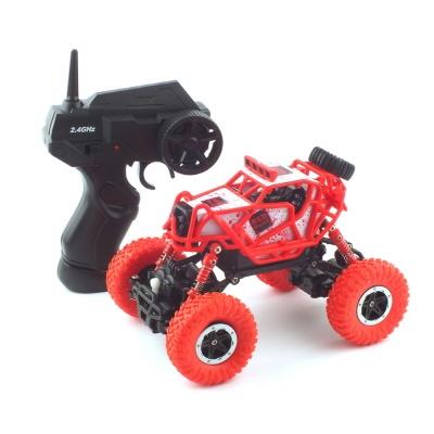 4륜구동 미니 락크라울러 무선조종 RC(HB116005RE)