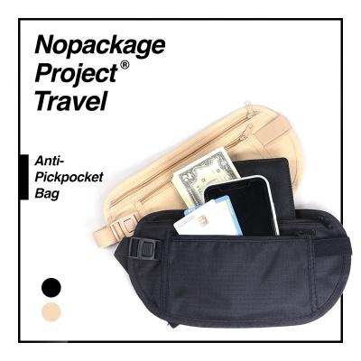 NPT 소매치기방지가방 2color 유럽 여행용 도난방지