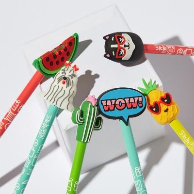 빅키드 실리콘 패치 연필 (6종세트)