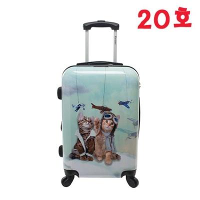 펫콜렉션 기내용 20호 캐리어 (톰스) 여행가방 소형