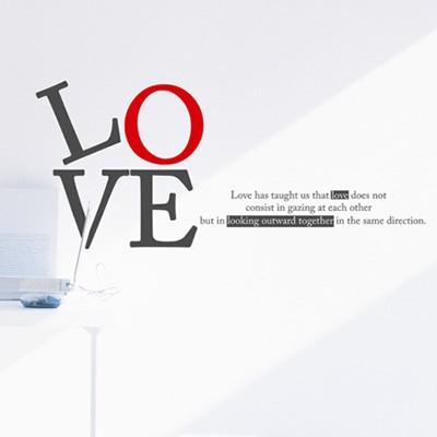 idc140-LOVE 레터링