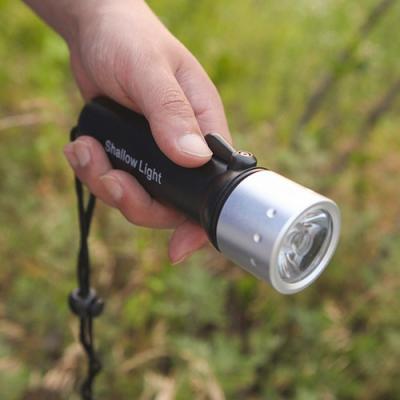 실속형 캠핑 5W 레저용 방수 손전등1P