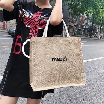 물결 쇼핑백st 라탄 핸드백