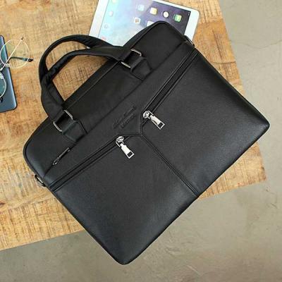 Modern 가죽 briefcase 37.5x27cm 2color CH1715009