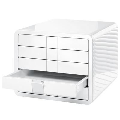 독일산 최고급 5단서류함..HAN Disignerbox i-Box White 1551-12