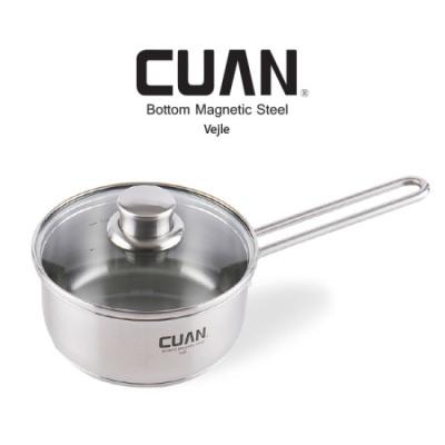 [CUAN] 쿠앤 바일레 스텐레스 냄비 16편수