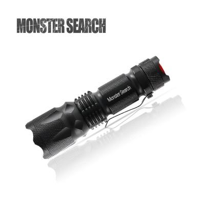 1+1 몬스터 서치 프로 XP-G2 LED 후레쉬 라이트