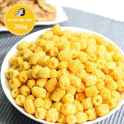 [베트남과자여행] 쌀팝(Rice Pop) 250gx2봉