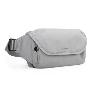 슬링백 힙색 보조가방 여행가방 라이트그레이