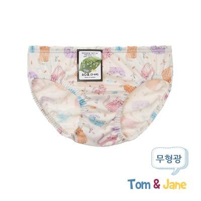 [탐앤제인]무형광 여아팬티_루루캣