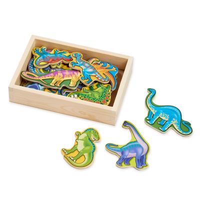 공룡 원목자석 블록