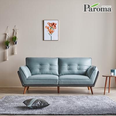 파로마 테리 3인용 에어레더 소파 HJ23