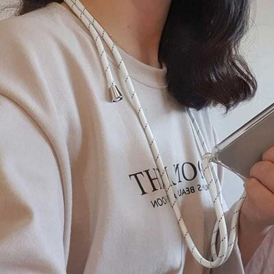 갤럭시온7 2016 G610분실방지 스트랩 목걸이줄 케이스