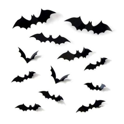 미니 박쥐 벽장식 12개 (1set)