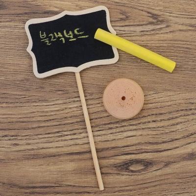 1P 팻말꽂이 보드 메모집게 메모꽂이 상품정보