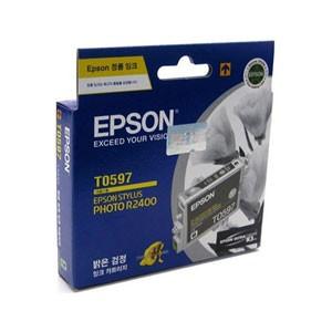 엡손(EPSON) 잉크 C13TO59770 / 밝은검정 / Stylus Photo R2400