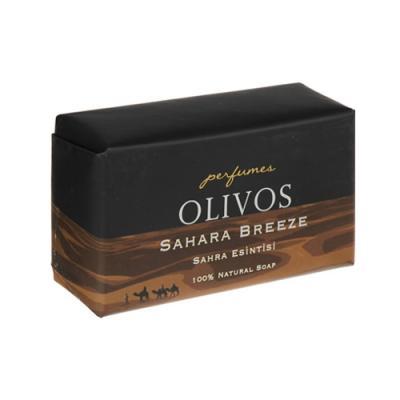 [올리보스] 퍼퓸 사하라브리즈 천연 비누 250g
