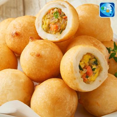 [아하식품] 대용량 매콤 담백 우리쌀 잡채품은떡 1kg