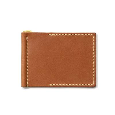 하이타이드 [KB045] LEATHER MONEY CLIP(머니클립)
