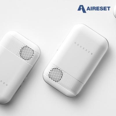 하우쎈 무선 공기청정기 에어리셋 H-1000WH 화이트