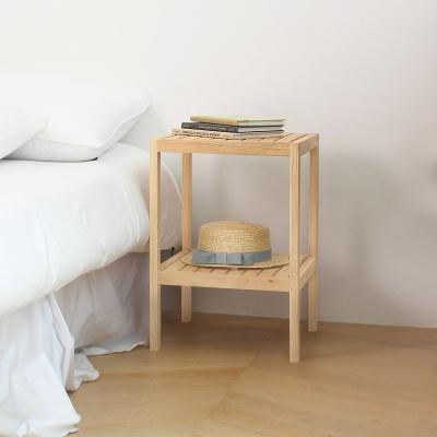 에코상사 원목 침대 협탁