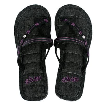 [Etnies SANDAL GIRLS] APHRODITE (Black/Purple)