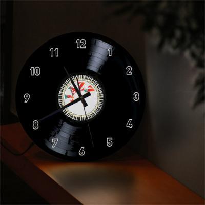 nf209-LED시계액자35R_클래식레코드