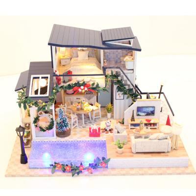 DIY 미니어처 하우스 - 워터풀 하우스