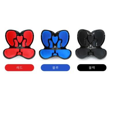핑크돼지 의자 허리 받침 자세 보호 3D W0A0B56