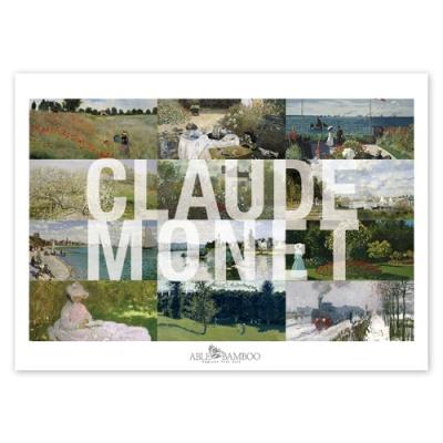 [2020 명화 캘린더] Claude Monet 클로드 모네 Type A