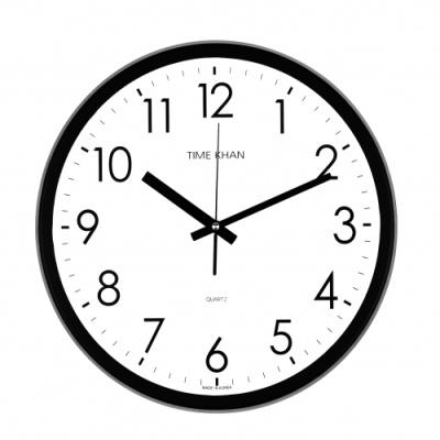 [타임칸] 심플벽시계 3500K [개/1] 400358