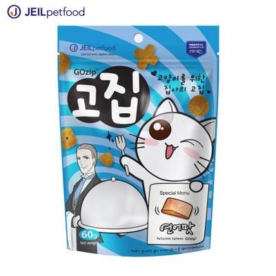제일펫푸드 뉴트리웰 고집 (연어) (60g) (고양이간식)