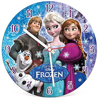 야광 시계퍼즐 직소퍼즐 디즈니 - 겨울 왕국 (CM23021)