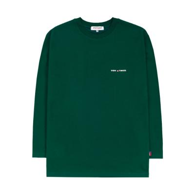 베테제 - [New Color] Time Long Sleeve (green)