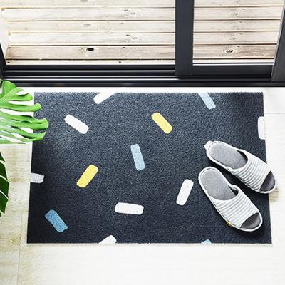 미끄럼방지 발코니 현관 베란다 바닥 도어매트 (중형)