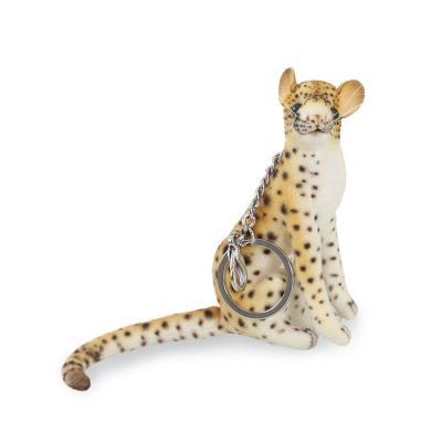 6911 치타 동물인형 키체인/15cm.L