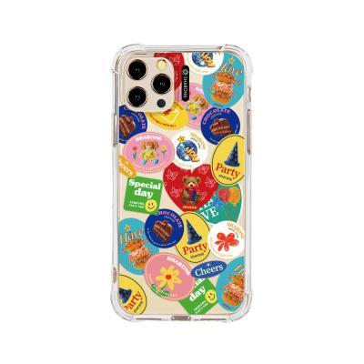 샤론6 아이폰 케이스 해피메모리즈