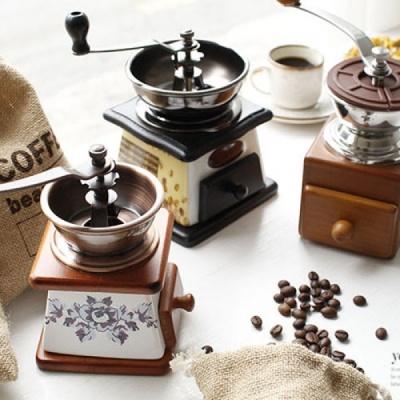 [2HOT] 카페 커피 그라인더 블랙카페