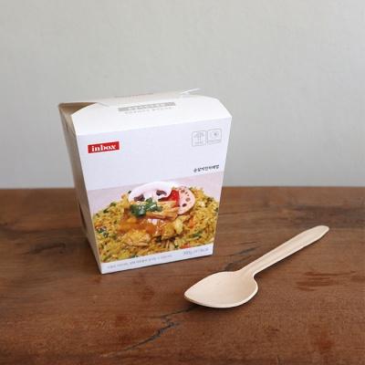 간편한끼 인박스 컵밥 컵도시락 6종 6팩