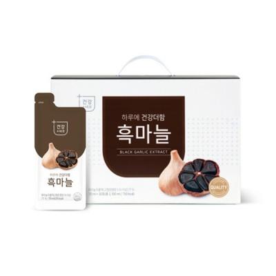 함소아 건강더함 건강즙 흑마늘