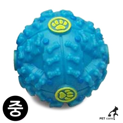 MPET 스넥볼 (굴리면 간식 나오리2) (블루) (중)