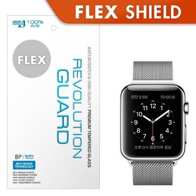 [프로텍트엠/PROTECTM] 애플워치 Apple Watch 레볼루션플렉스 풀커버 액정보호필름