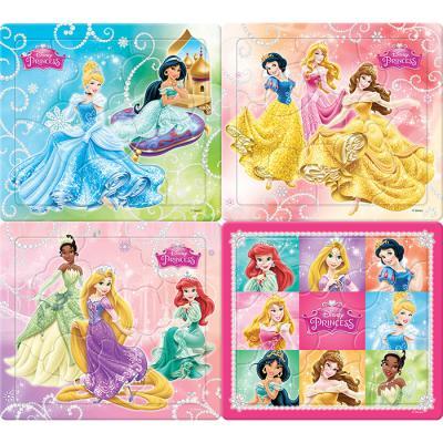 8 10 12 14조각 판퍼즐 - 디즈니 프린세스 2 (4종)