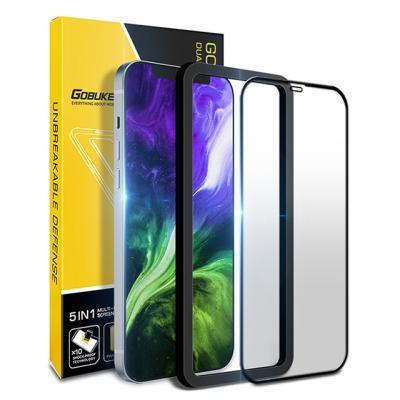아이폰12 프로 맥스 풀커버 강화유리 액정보호필름
