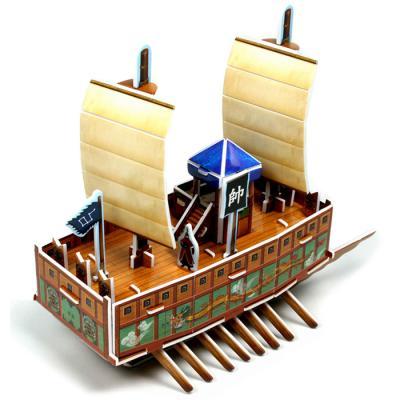한국사 입체퍼즐 - 조선 임진왜란의 주역 판옥선