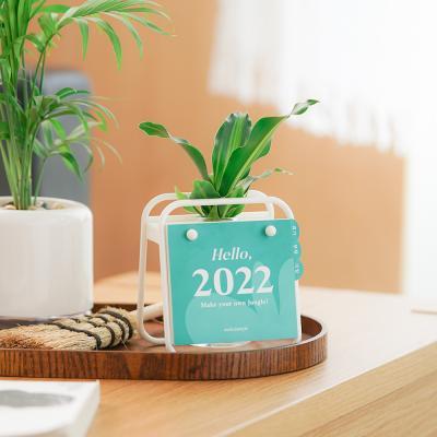 2022년달력(식물+화분 SET)수경재배 플랜테리어캘린더