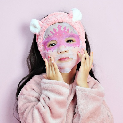 [피치앤드]어린이화장품세트 I(선팩트+립밤+매니큐어)